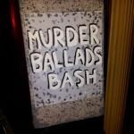 Murder Ballad Bash