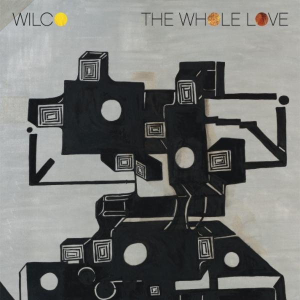 """Wilco, """"The Whole Love"""" album art"""